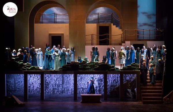 Opera: NORMA Opéra Royal de Wallonie, Liège