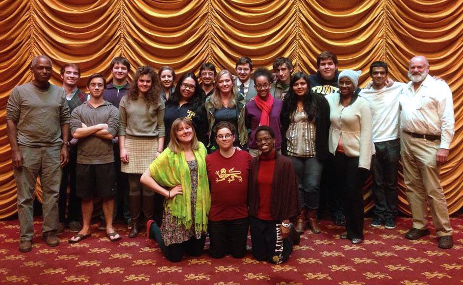 Some Cinestudio Staff Members - 2013