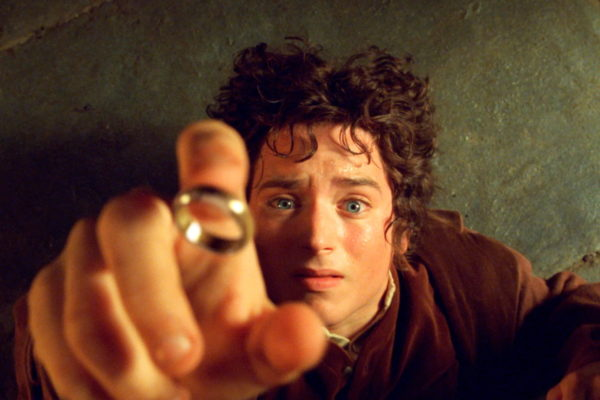 THE LORD OF THE RINGS: THE FELLOWSHIP OF THE RING Cast Reunion