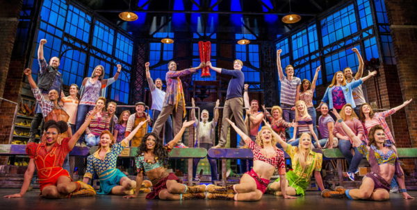 KINKY BOOTS - The Musical (Filmed Live, London's West End)