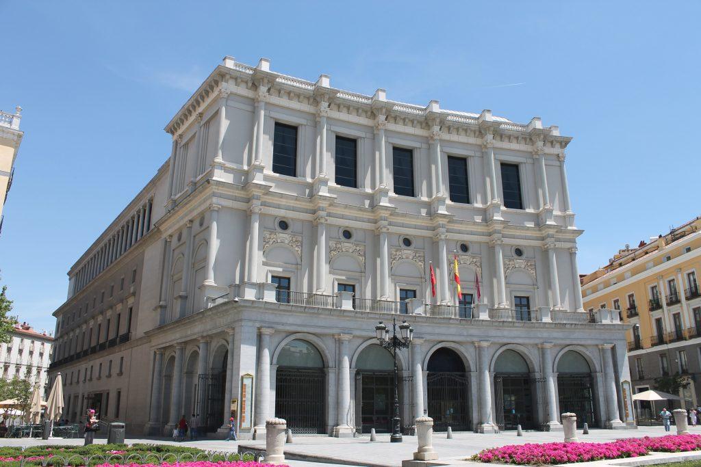 Opera: MADAMA BUTTERFLY Teatro Real, Madrid - Cinestudio
