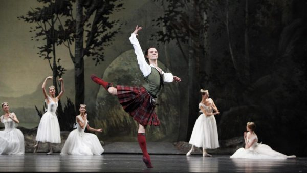 BOLSHOI BALLET 2018-2019: LA SYLPHIDE (Live From Moscow)